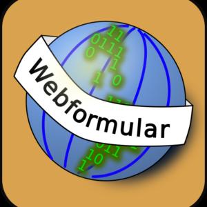 Webformulare